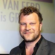 NLD/Amsterdam/20150414 - Onthulling van de Nederlandse stemmencast van de Minions, Bas Keijzer