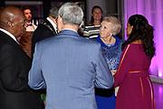 De Kaapverdische president Jorge Carlos de Almeida Fonseca is in Nederland voor een tweedaags staatsbezoek.<br /> <br /> The Cape Verdean president Jorge Carlos de Almeida Fonseca is in the Netherlands for a two-day state visit.<br /> <br /> Op de foto On the photo:  Prinses Beatrix