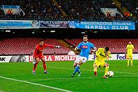 Napoli 25-02-2016 Stadio San Paolo <br /> Football Calcio UEFA Europa League <br /> Sedicesimi di finale, ritorno. Round of 32, second leg. Napoli - Villarreal<br /> Foto Cesare Purini / Insidefoto