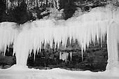 Grand Island Ice Caves 2014
