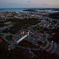 Universitetet i Agder 2009 Kristiansand/Grimstad campus