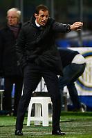 Massimiliano Allegri Juventus <br /> Milano 02-03-2016 Stadio Giuseppe Meazza Football Calcio 2015/2016 Coppa Italia / Italy Cup Inter - Juventus Foto Giuseppe Celeste / Insidefoto
