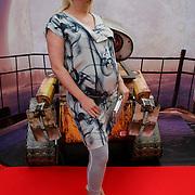 NLD/Amsterdam/20080716 - Premiere Wall-E, zwangere Bridget Maasland