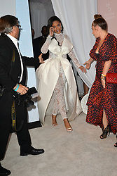 September 13, 2018 - New York, NY, USA - September 13, 2018  New York City..Rihanna attending the 4th Annual Clara Lionel Foundation Diamond Ball on September 13, 2018 in New York City. (Credit Image: © Kristin Callahan/Ace Pictures via ZUMA Press)