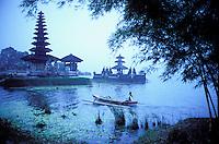 Indonesie, Bali, Temple de Pura Ulun Danu Bratan, Bedugul // Indonesia, Bali, Pura Ulun Danu Bratan temple, Bedugul