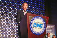 Senator Edward Markey - at the Massachusetts Health Council Gala - October 18, 2016 - Boston Sheraton Hotel