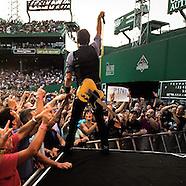 Bruce Springsteen Fenway 2012