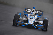 31 August - 2 September, 2012, Baltimore, Maryland USA.Ryan Briscoe (2) .(c)2012, Jamey Price.LAT Photo USA