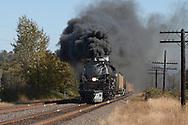 The Challenger between Jasper and Springfield, Oregon