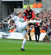 Swansea City v Fulham 140209