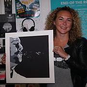 London, UK, 8th August 2017. Lisa Bousfield Art attend discusses Black Grape's new album, Pop Voodoo, with Matt Stocks.