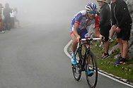 Thibaut Pinot (FRA, Groupama FDJ) during the 73th Edition of the 2018 Tour of Spain, Vuelta Espana 2018, Stage 15 cycling race, 15th stage Ribera de Arriba - Lagos de Covadonga 178,2 km on September 9, 2018 in Spain - Photo Luis Angel Gomez/ BettiniPhoto / ProSportsImages / DPPI