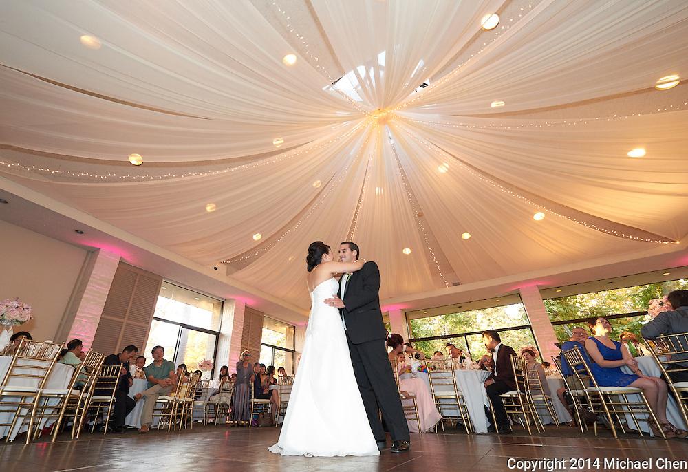 2013/10/06: Melissa & Joshua Wedding<br /> <br /> Photos by Michael Chen