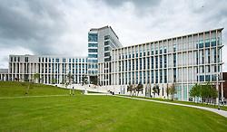 New modern City of Glasgow College in centre of Glasgow, Scotland, UK