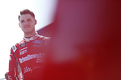 April 28, 2018 - Talladega, Alabama, United States of America - Ryan Reed (16) hangs out on pit road with his team prior to taking to the track to qualify for the Spark Energy 300 at Talladega Superspeedway in Talladega, Alabama. (Credit Image: © Justin R. Noe Asp Inc/ASP via ZUMA Wire)