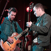 Federal Charm performing live at Night & Day Cafe, Manchester, 2013-02-02