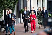 Samen - Een Ode aan de Natuur<br /> <br /> Het NatuurCollege brengt in het kader van de tachtigste verjaardag van haar voorzitter, Prinses Irene, een ode aan de natuur in Koninklijk Theater Carré. <br /> <br /> Op de foto:  Margarita de Bourbon de Parme en partner Tjalling ten Cate