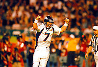 ©2006 Tom DiPace Photography<br />All Rights Reserved<br /><br /><br />John Elway DENVER BRONCOS 1.31.99<br />SBXXXIII <br />BY TOM DIPACE©<br /><br /><br /><br />By Tom DiPace©