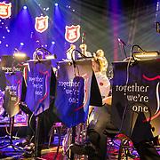 NLD/Amsterdam/20170916 - Uitreiking Majoor Boszhardprijs 2017, Leger des Heils orkest