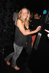 ASTRID HARBORD at the opening of the new club Chloe, 3 Cromwell Road, London on 7th June 2007.<br /><br />NON EXCLUSIVE - WORLD RIGHTS