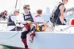 , Travemünder Woche 19. - 28.07.2019, J70 - GER 254 - Jetpack - Alexander SWADE - Düsseldorfer Yachtclub e. V
