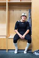 Daniel Sprong . NHL ice hockey player . Newark