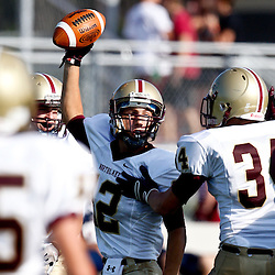 3 September, 2010: During a high school football game between the Hannan Hawks and the Northlake Christian Wolverines in Mandeville, Louisiana.