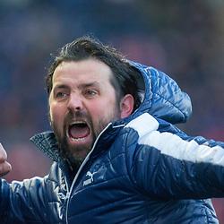 Falkirk 6 v 1 Dundee United, Scottish Championship
