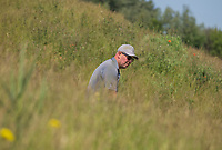 AMSTERDAM / BADHOEVEDORP - zoeken. Martijn Paehlig (GM) en Foeke Collet (GM) spelen voor Golfers Magazine een foursome op golfbaan The International,  tegen journalisten Robbert Meeder (NOS) en Marcel Maijer (RTL)  COPYRIGHT KOEN SUYK