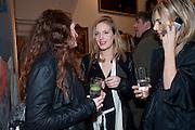 KIM WAGNER; POLLY MORGAN; KIM HERSOV; Mat Collishaw, Tracey Emin & Paula Rego: At the Foundling. Foundling Museum. Brunswick Square. London. 12 February 2010.