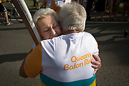 Batonbearers Kristine Vincent and Raymond Vincent exchanging the Baton as the Queen's Baton Relay visited Nowra. From 25 January to 2 March 2018, the Queen's Baton will visit every other state and territory before Queensland. As the Queen's Baton Relay travels the length and breadth of Australia, it will not just pass through, but spend quality time in each community it visits, calling into hundreds of local schools and community celebrations in every state and territory. The Gold Coast 2018 Commonwealth Games (GC2018) Queen's Baton Relay is the longest and most accessible in history, travelling through the Commonwealth for 388 days and 230,000 kilometres. After spending 100 days being carried by approximately 3,800 batonbearers in Australia, the Queen's Baton journey will finish at the GC2018 Opening Ceremony on the Gold Coast on 4 April 2018.