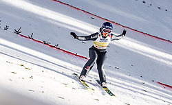 27.02.2019, Seefeld, AUT, FIS Weltmeisterschaften Ski Nordisch, Seefeld 2019, Skisprung, Damen, im Bild Carina Vogt (GER) // Carina Vogt of Germany during the ladie's Skijumping of the FIS Nordic Ski World Championships 2019. Seefeld, Austria on 2019/02/27. EXPA Pictures © 2019, PhotoCredit: EXPA/ JFK