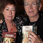 NLD/Amsterdam/20080904 - Presentatie DVDbox tvserie Mata Hari, Josine van Dalsum en Henk van Ulsen