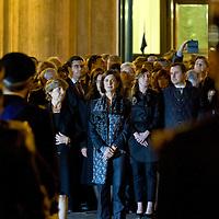 Attentati Parigi, a Montecitorio la «Marsigliese» e l'inno europeo