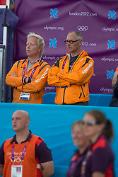 Van Der Heijden Maarten (NED), Ehrens Rob (NED)<br /> Olympic Games London 2012<br /> © Dirk Caremans