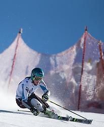 07.10.2014, Moelltaler Gletscher, Flattach, AUT, OeSV Medientag, im Bild Carmen Thalmann (AUT) // Austrian skiracer Carmen Thalmann in action during the media day of Austria Ski Federation OSV at Moelltaler glacier in Flattach, Austria on 2014/10/07. EXPA Pictures © 2014, PhotoCredit: EXPA/ Johann Groder