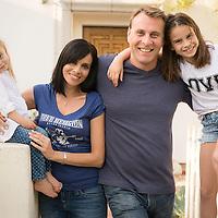 Stuart Wischusen & Family