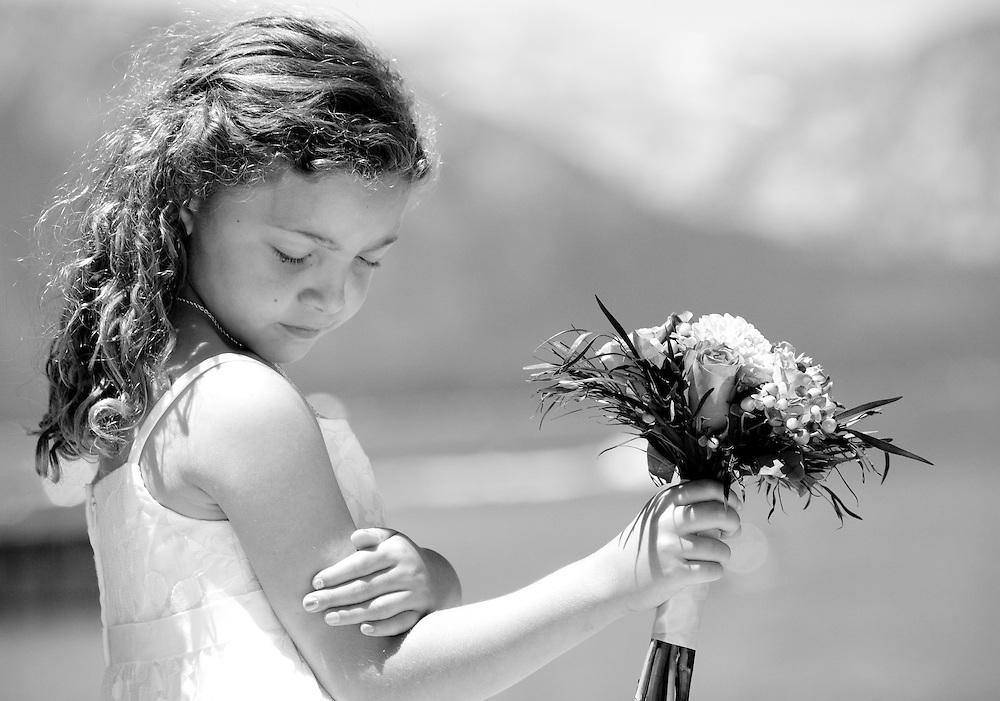 Go West Foto Wedding Photography Portfolio -- Lakeside Beach.  Stateline, Nevada.