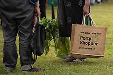 Portobello Market, Edinburgh, 7 August 2021