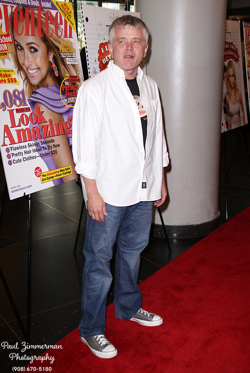 """7 June 2009 - New York, NY - Larry Doyle. Seventeen Magazine and Hayden Panettiere host a screening of the new movie """"I Love You Beth Cooper"""" Photo Credit: Paul Zimmerman/AdMedia"""