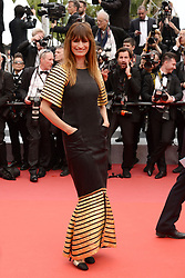 May 14, 2019 - Cannes, France - CANNES, FRANCE - MAY 14: Caroline de Maigret attends the opening ceremony and screening of ''The Dead Don't Die'' during the 72nd annual Cannes Film Festival on May 14, 2019 in Cannes, France. (Credit Image: © Frederick InjimbertZUMA Wire)