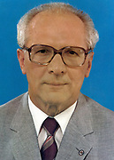 Erich Honecker 1912 – 1994, German Communist politician who led the German Democratic Republic (East Germany) from 1971 until 1989.