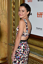 Tatiana Maslany attends the Destroyer screening held at the Winter Garden Theatre during the Toronto International Film Festival in Toronto, Canada on September 10th, 2018. Photo by Lionel Hahn/ABACAPRESS.com