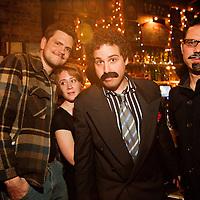 Schtick or Treat - November 1, 2011 - Bowery Poetry Club - Ross Hyzer, Molly Knefel, Danny Solomon, Matt Maragno