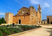 Cistercian Monastery of Saint Mary of Valldigna, Simat de la Valldigna, Valencia, Spain