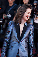 Aloise Sauvage at the 120 Beats per Minute (120 Battements Par Minute) gala screening,  at the 70th Cannes Film Festival Saturday 20th May 2017, Cannes, France. Photo credit: Doreen Kennedy