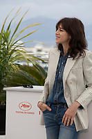 Actress Charlotte Gainsbourg at Lux Aeterna film photo call at the 72nd Cannes Film Festival, Sunday 19th May 2019, Cannes, France. Photo credit: Doreen Kennedy