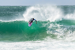 Miguel Pupo (BRA) will surf in Round 2 of the 2018 Corona Open J-Bay after placing third in Heat 4 of Round 1 at Supertubes, Jeffreys Bay, South Africa.
