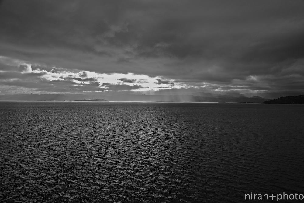 Chaffers Passage, New Zealand