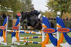 Dieu Marthe-Louize, BEL, Waaie Q Etoyca<br /> Nationaal Kampioenschap LRV Ponies <br /> Lummen 2020<br /> © Hippo Foto - Dirk Caremans<br /> 27/09/2020